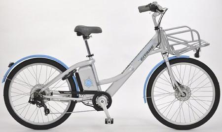 Gitane Alter Bike cambia la recarga eléctrica por el hidrógeno
