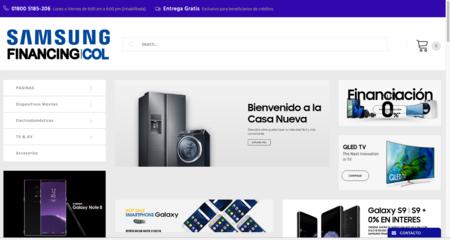 Samsung estafa
