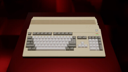 El Amiga 500 Mini ya es oficial: el mítico PC de Commodore llega con 25 juegos y la capacidad para instalar más