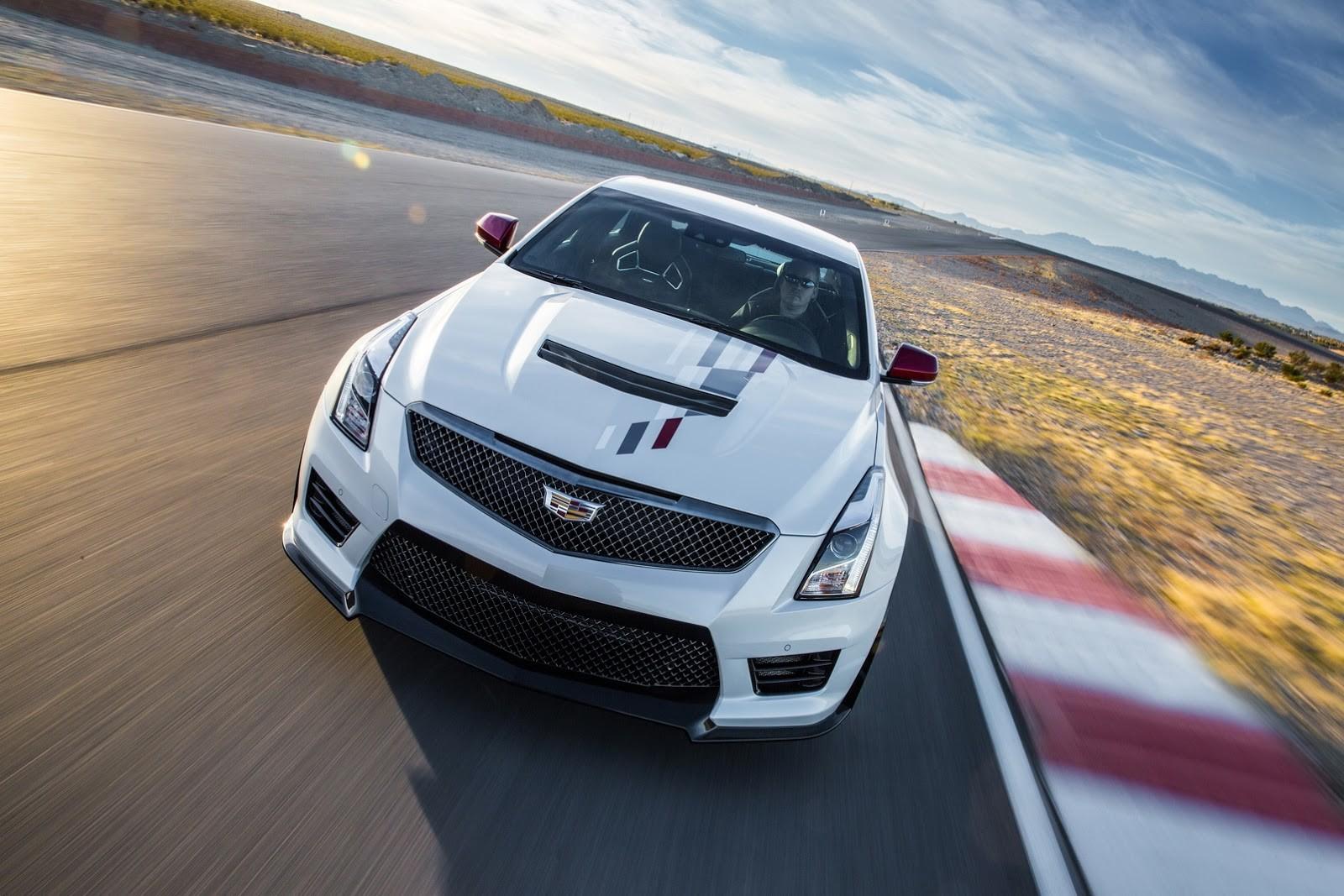 Foto de Cadillac ATS-V y CTS-V Chambipnchip Edition (9/14)