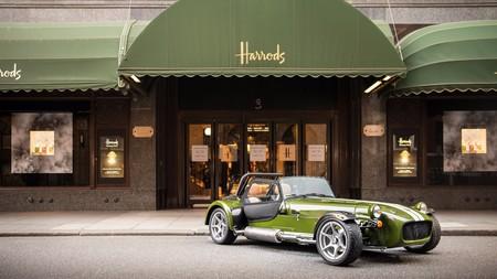 Caterham Seven Harrods Edition, el Seven más lujoso de la historia