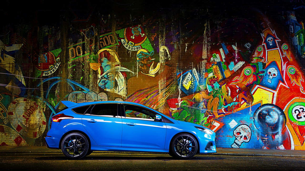 Foto de Ford Focus RS Mountune (2/7)