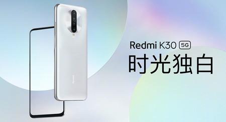 Redmi K30 y Redmi K30 5G: cámara frontal doble, pantalla de 120 Hz y Snapdragon 765G para su primer móvil 5G
