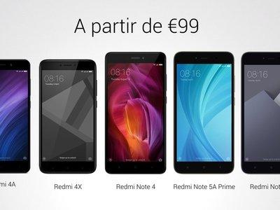 Xiaomi y sus probabilidades de éxito en España: la gama de entrada como carta de presentación