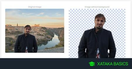 Cómo borrar el fondo de tus fotos de forma rápida y sencilla con Remove.bg