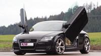 Audi TT con un toque Lamborghini