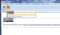 Microsoft ofrece add-on para aplicar licencias Creative Commons a documentos de Office