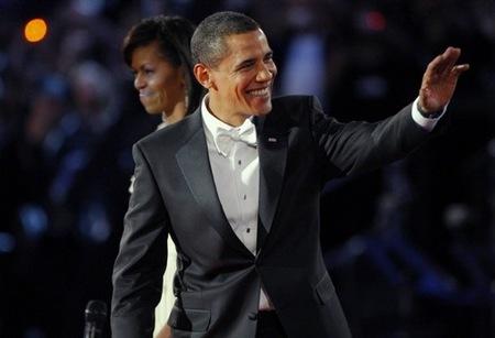 Barack Obama viste de Miguel Caballero, un modisto colombiano
