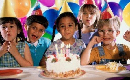 Fiestas infantiles en casa (II)