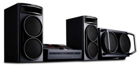 Sony LBT-DH2i, mesa de mezclas para dos iPods