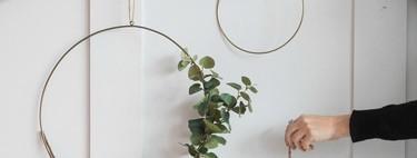 Siete ideas de decoración de Navidad para espacios pequeños y rincones olvidados