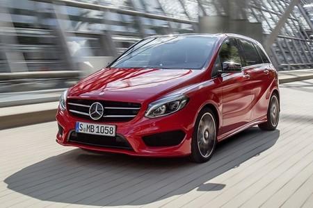 Mercedes-Benz Clase B 2015: precios y equipamiento para España