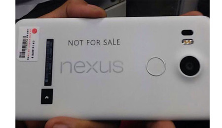 Posible Nexus 2015 de LG