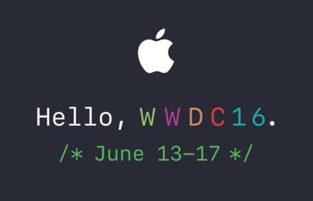 Ya falta menos, Apple manda las invitaciones para la WWDC 2016