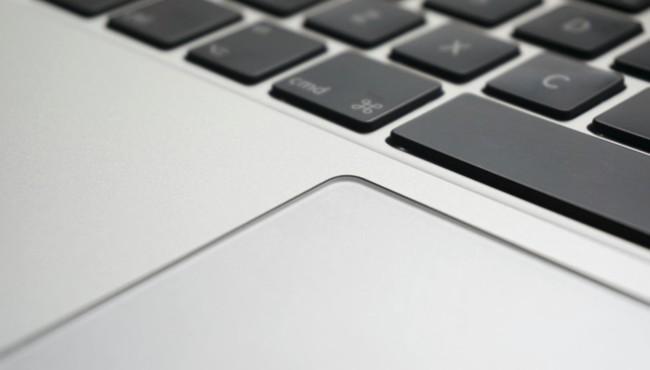 Touchpad Mac 1