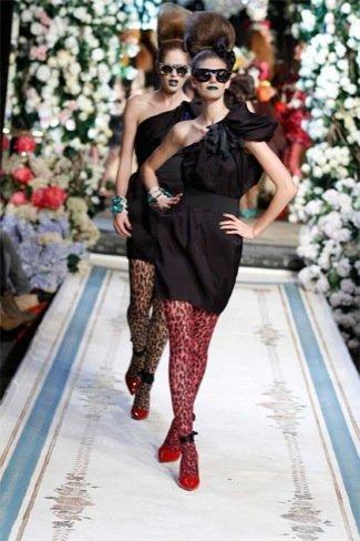 Lanvin HM, colección Alta Costura, vestido negro