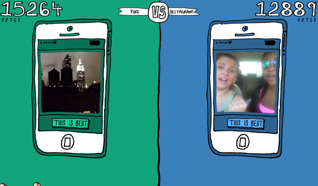 Vine vs Instagram - 3