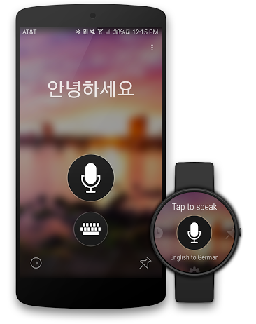 Microsoft Translator, su traductor para Android y Android Wear
