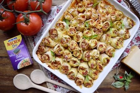 Lasagna Calabacin