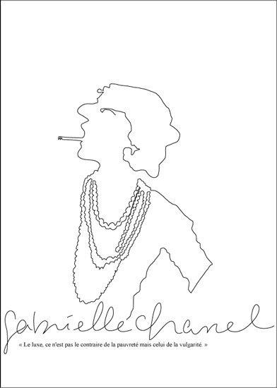 """Las ilustraciones de moda de """"Le Modalogue"""""""