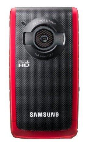 Samsung W200 sale del bolsillo para meterse en el agua