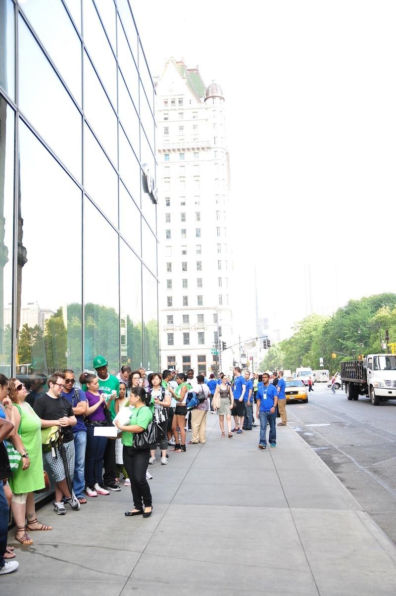 Foto de Lanzamiento iPhone 4 en Nueva York (4/45)