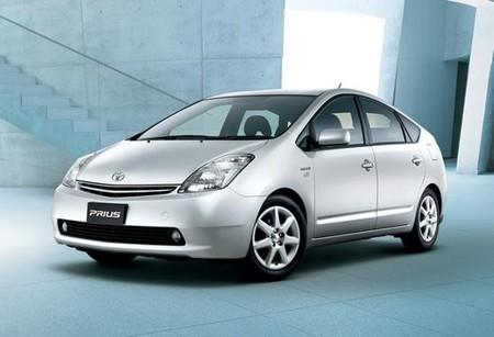 Toyota Prius Segunda Generación