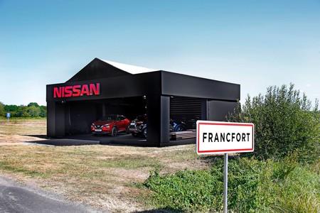 """Nissan no fue al Auto Show de Frankfurt: hizo su propio """"Francfort"""" para presentar el Juke"""