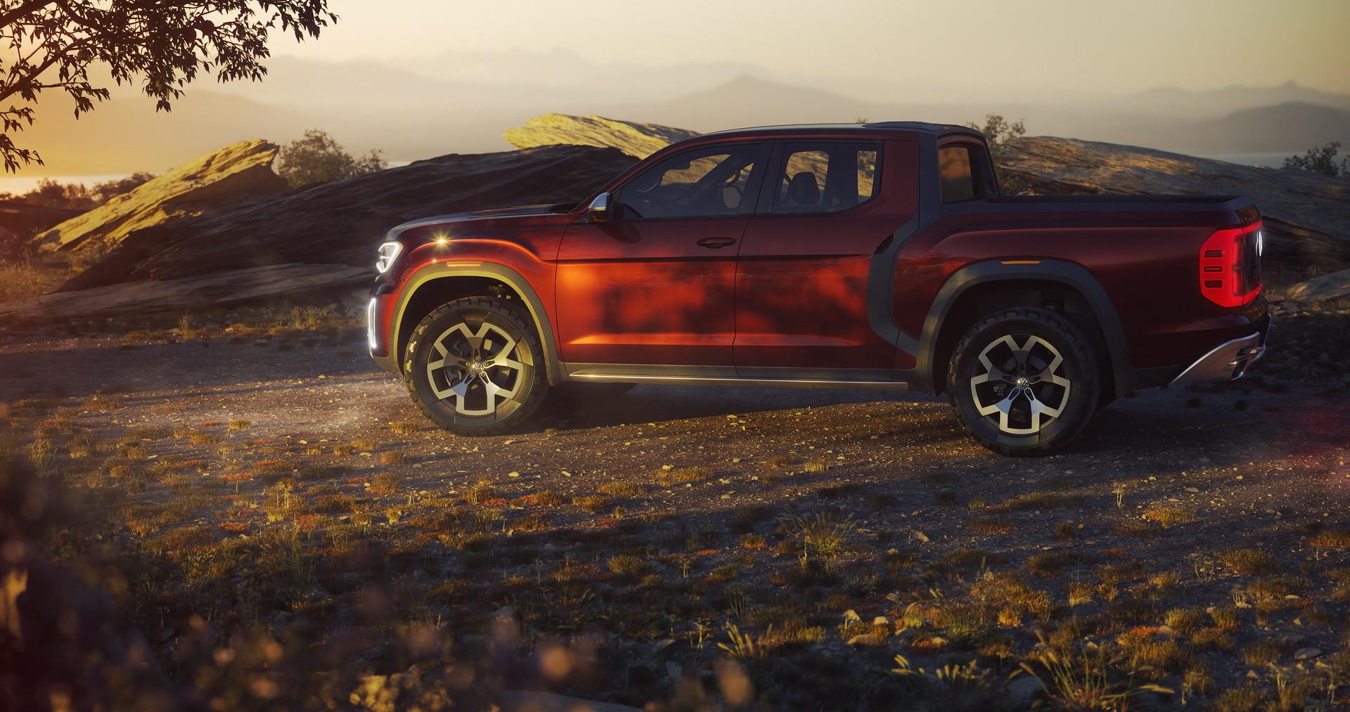 Foto de Volkswagen Atlas Tanoak Concept (4/6)