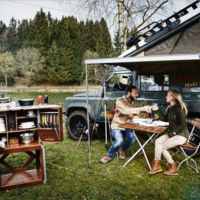 Camp Champ, la cocina móvil para exteriores