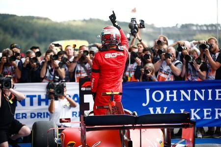 Leclerc Hubert Spa F1 2019