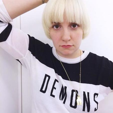 Lena Dunham, esa nueva <em>blonde girl</em>