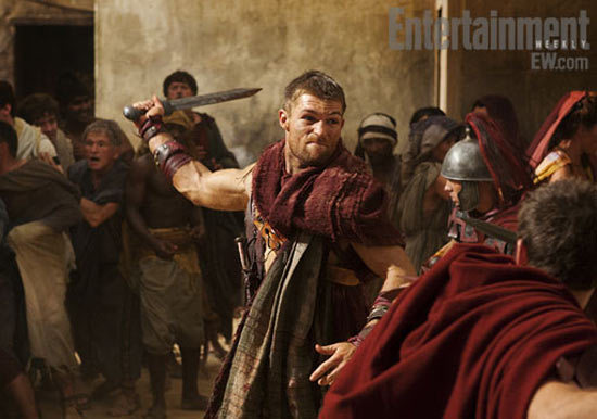 'Spartacus: Vengeance'