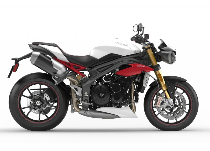 Foto de Triumph Speed Triple 2016 (12/33)