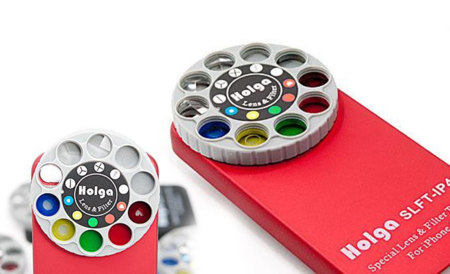 Holga iPhone Filter Case