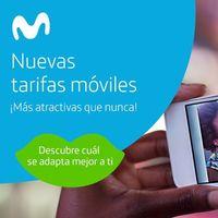 Nuevas tarifas móviles Movistar: voz y datos desde 15 euros al mes