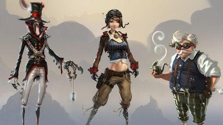 'Marble Madness' se pasa al steampunk y el control del tiempo con 'Chronovolt', otro título más para PS Vita vía PSN