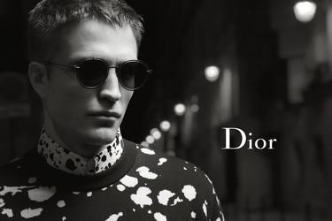 Robert Pattinson, guapo y moderno, en la campaña primavera-verano 2017 de Dior Homme