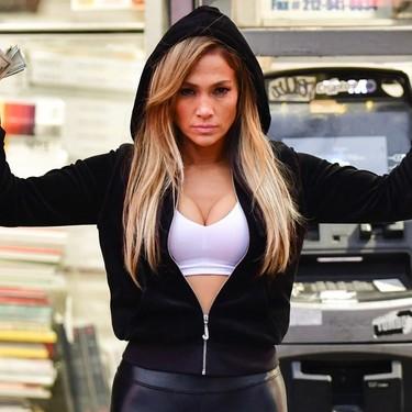 El tráiler de 'Hustlers', la película de Jennifer Lopez y Cardi B, es el culpable de que queramos que sea ya otoño y poder verla completa