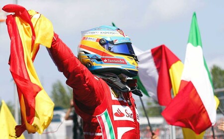 Alonso Barcelona F1 2013