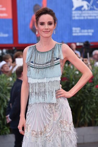 Las mejor vestidas del Festival de Venecia: 10 looks que no olvidaremos