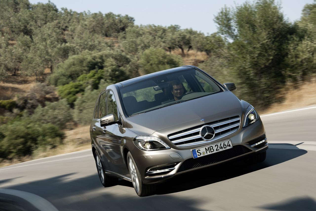 Foto de Mercedes-Benz Clase B (52/104)