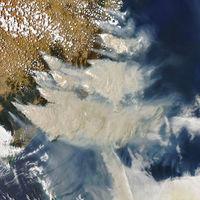 La magnitud de los incendios en Australia, explicada en estas imágenes desde el espacio