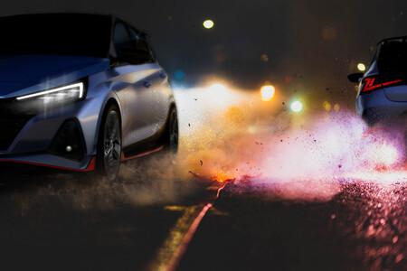 El Hyundai i20 N, muestra más de su aspecto y sonido de motor, el Accent europeo va  en serio como deportivo