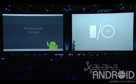Android M, todos los detalles de la nueva versión de Android