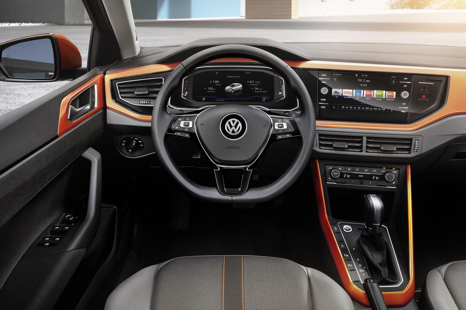 Foto de Volkswagen Polo 2018 (23/51)
