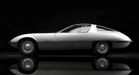 Bertone Chevrolet Corvair Testudo Concept 1963