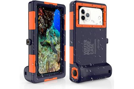Funda Impermeable Hasta Iphone 11 Pro Max