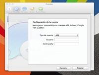 Añade compatibilidad con App.net en la aplicación de Mensajes en OS X Mountain Lion