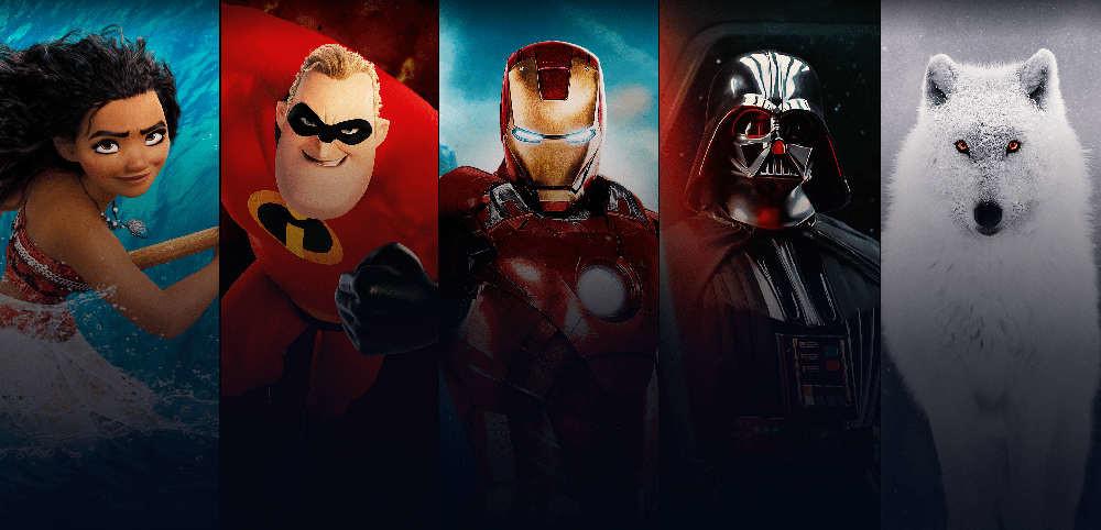 Disney+ adelanta su llegada a España y otros países europeos al 24 de marzo y confirma su precio